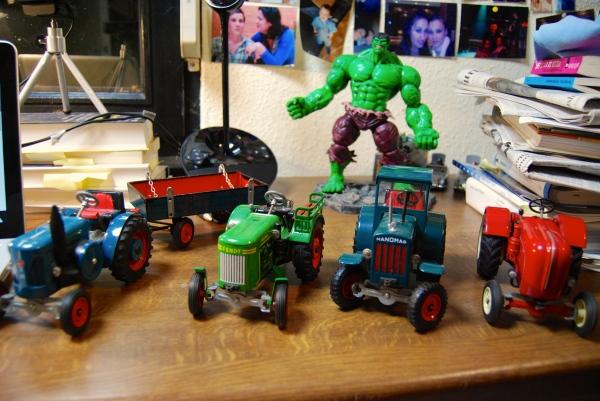 Kovap Traktoren-Sortiment