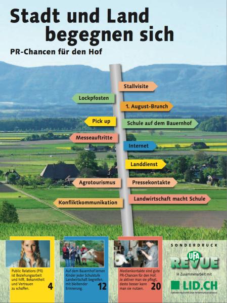 PR-Ratgeber der LID.ch