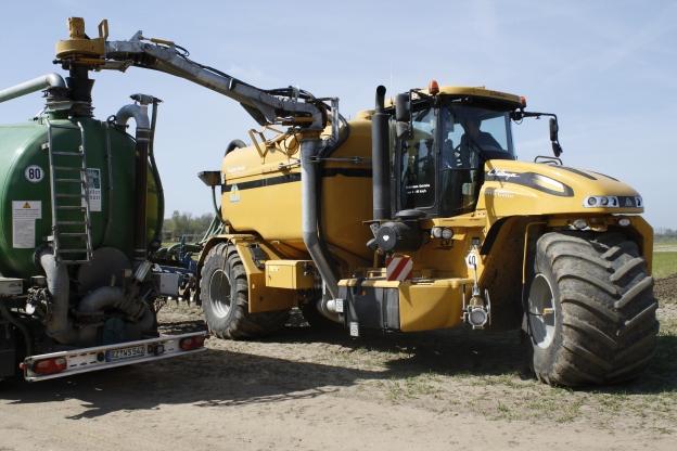 Hightech in der Landwirtschaft