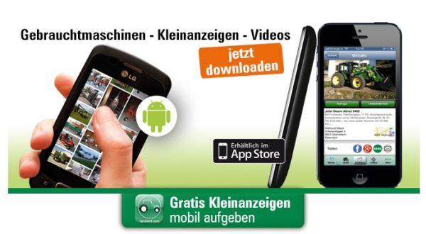 Kleinanzeigen App Android und IOS