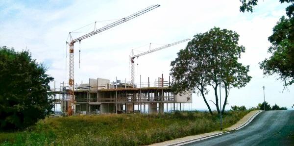 Neubau der MR