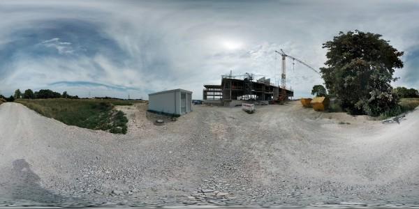 Neubau für 6.5 Millionen Euro in Neuburg an der Donau