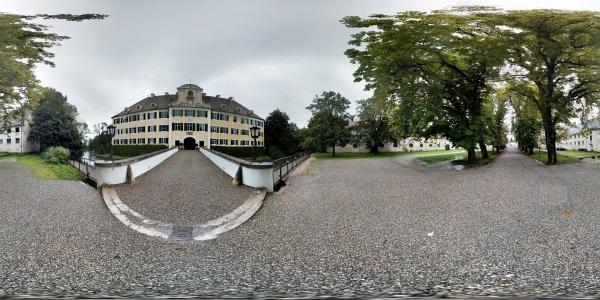 Wasserschloss Sandizell bei Schrobenhausen
