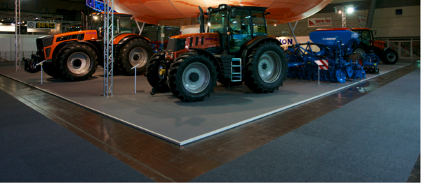 Messestand AGRITECHNICA