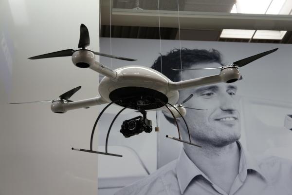 Jagdaufklärung mit Drohnen