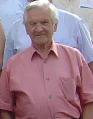 Gründer der Maschinenringe Dr. Erich Geiersberger 2005 Foto: Schleeh