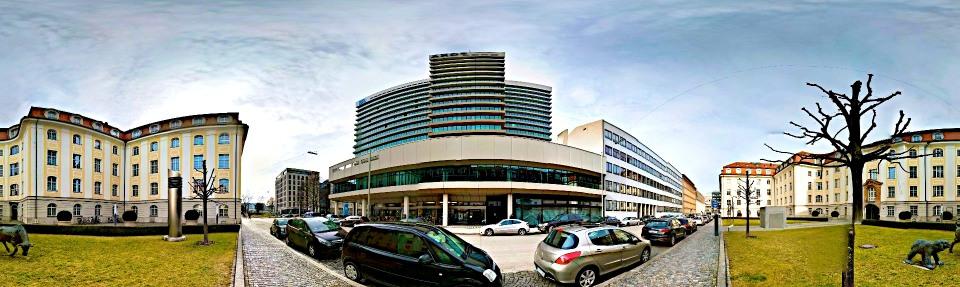 Bayrischer Rundfunk München Foto: Schleeh
