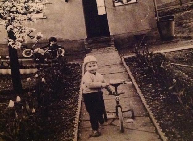 Landidylle in den 1960er Jahren