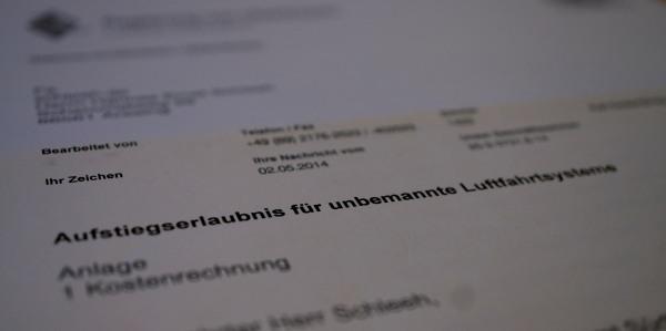 Aufstiegsgenehmigung für Bayern