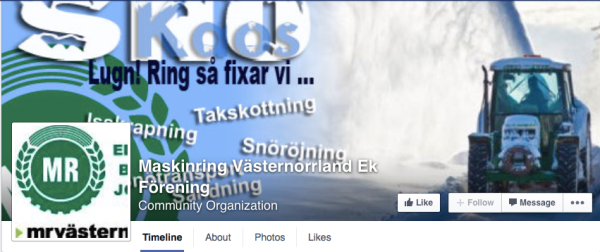 Die Schweden nutzen immer noch das Ur-Logo