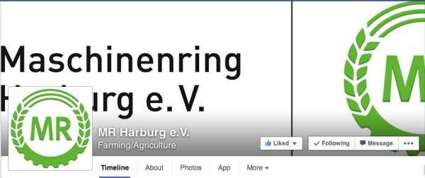 MR Harburg ist schon auf das neue 2013er Logo umgestiegen