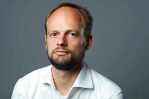 Jan Grossarth, Wirtschaftsredakteur der Franfurter Allgemeinen Zeitung, Foto: Frank Röth